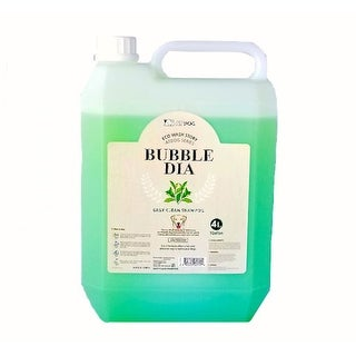 Bubble Dia - Easy Clean Shampoo & Conditioner - (4L)