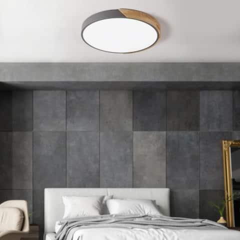 OYIPRO-Modern Minimalist LED Round Shaped Ceiling Light