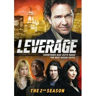 Leverage - Leverage: Season 2 [DVD]