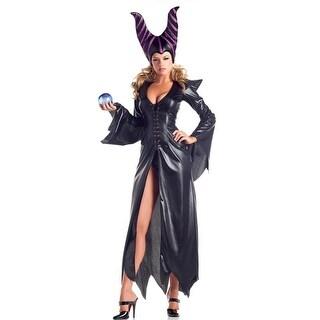 Evil Maleficent Costume, Furious Fairy Costume