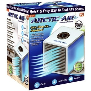 Arctic Air AA-MC4 Evaporative Cooler / Portable Air Conditioner, As Seen On TV