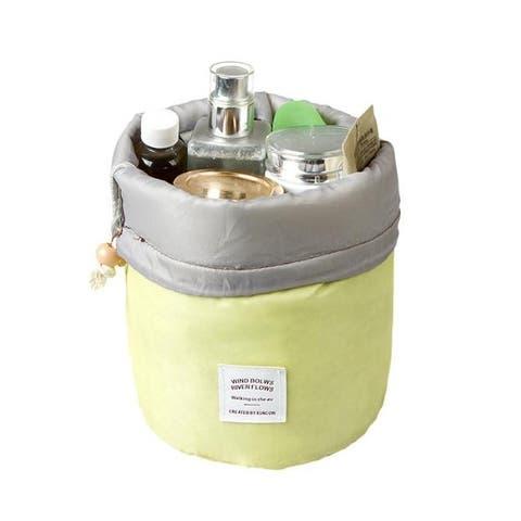 Outdoor Cylinder Wash Bag