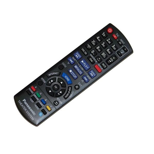 OEM Panasonic Remote Control: SC-BTT190, SC-BTT195, SC-BTT196, SC-BTT490, SA-BTT190, SA-BTT195, SA-BTT196, SA-BTT490
