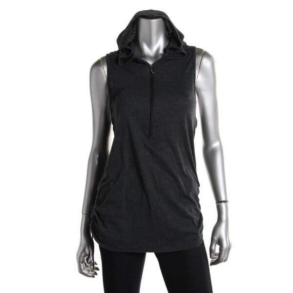 Under Armour Womens Pullover Top Hooded Adjustable
