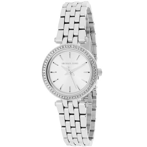 Michael Kors Women's Mini Darci Silver Dial Watch - MK3294