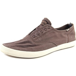 Keds Chillax Round Toe Canvas Sneakers