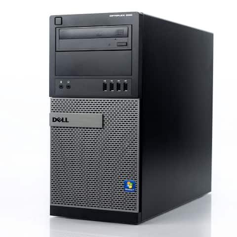 Dell GX990 MT, intel i5 2400, 8GB, 1TB, W10 Pro Refurbished