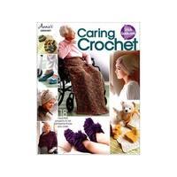 Annies Caring Crochet Bk