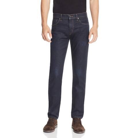 J Brand Mens Tyloer Slim Fit Jeans Dark Xylo