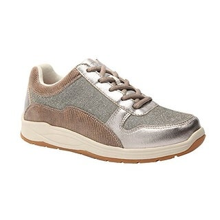 Drew Shoe Women's Tuscany Walking Leather, Rubber Casual Sneakers