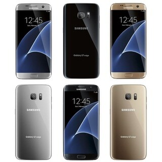 Samsung Galaxy S7 Edge G935FD 32GB Unlocked GSM LTE Octa-Core Phone w/ 12MP Camera