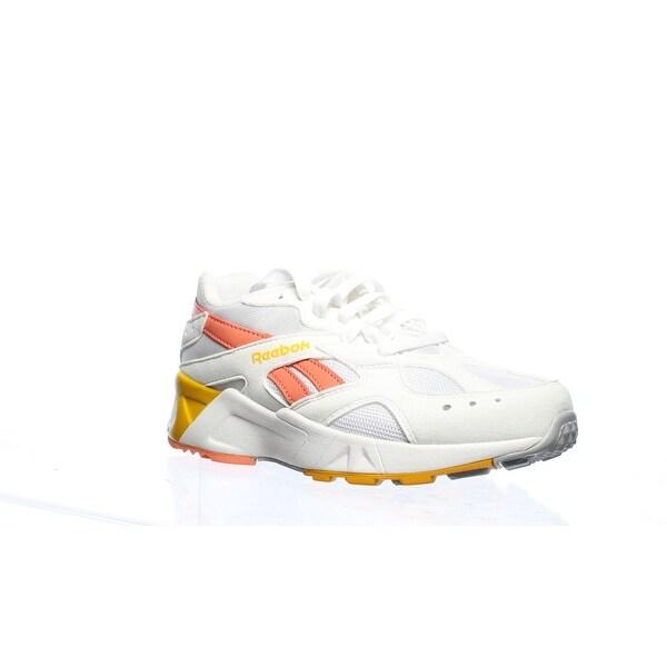 Shop Reebok Mens Aztrek White Running