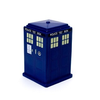Doctor Who Tardis Stress Toy - multi