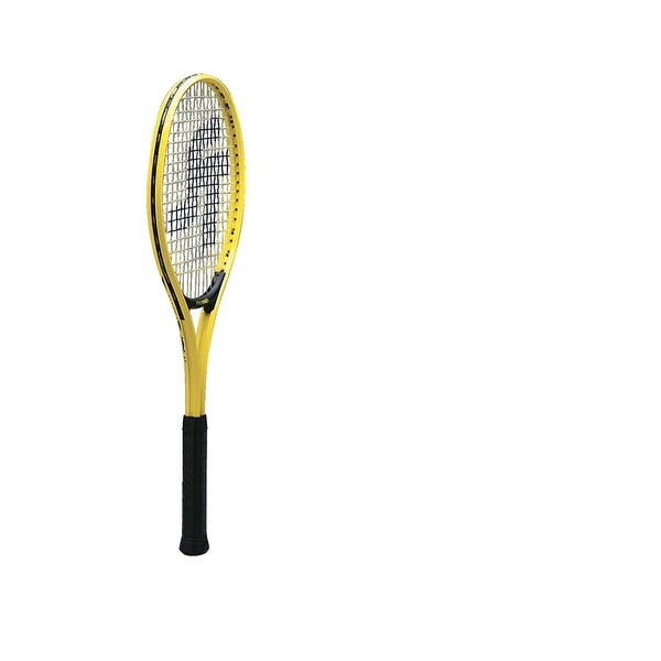 Sportime Yeller Youth Tennis Racquet, 21 Inches, Up to Age 9, Yellow/Black