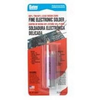 Oatey 53023 60/40 Rosin Core Wire Solder, 1 Oz