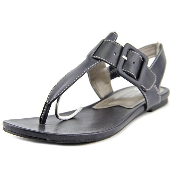 Mootsies Tootsies Bixby Women Open-Toe Synthetic Blue Slingback Sandal