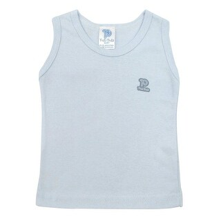 Baby Tank Top Unisex Infant Sleeveless Shirt Pulla Bulla Sizes 0-18 Months