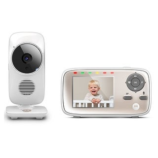 Motorola MBP667Connect Digital Video Baby Monitor with Wi-Fi