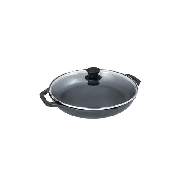 Shop Lodge L10cpgl Everyday Pan With Tempered Glass Lid