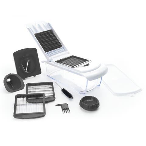 Cook's Companion® Magic Food Chopper & Spiralizer