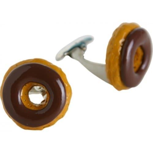 Doughnut Donut Cufflinks