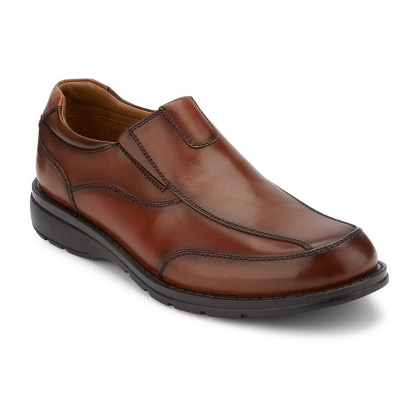Dockers Mens Fontana Leather Dress Casual Loafer Shoe