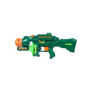 Blaze Storm Battery Operated Tommy Dart Gun