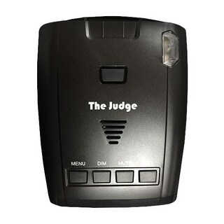 Rocky Mountain Radar The Judge The Judge Radar/Laser Detector & Scrambler