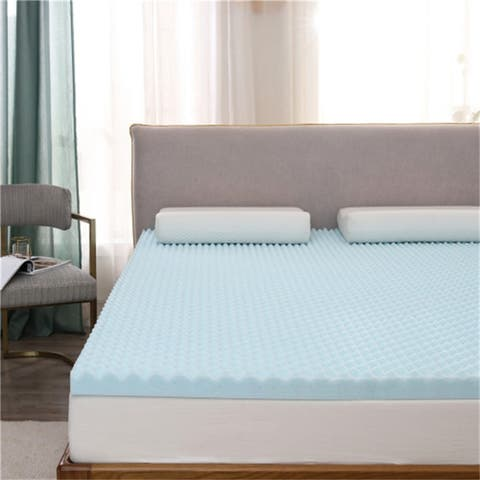 AOOLIVE 3 Inches Memory Foam Mattress-Full Size