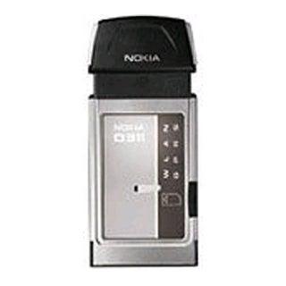 Nokia D311 Wireless GSM/GPRS PC Card Modem - Silver