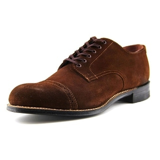 Stacy Adams Madison Oxford Round Toe Suede Oxford