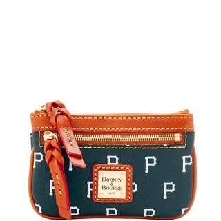 Dooney & Bourke MLB Pirates Small Coin Case (Introduced by Dooney & Bourke at $58 in Jan 2016)