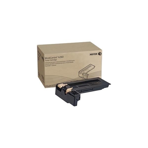 Xerox 106R01409 Xerox Black Toner Cartridge - Black - Laser - 25000 Page - 1 Each