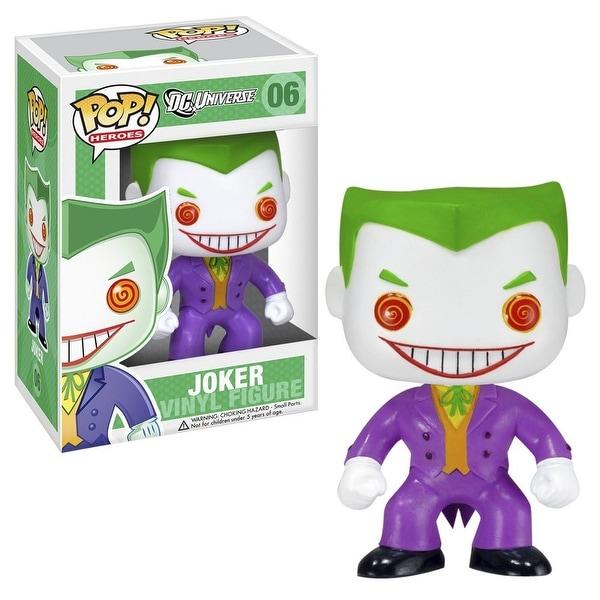 Batman Funko Pop Heroes Vinyl Figure The Joker - multi