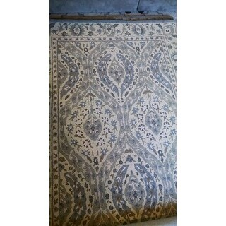 Hand Tufted Rochdale Wool Rug (4' x 6')