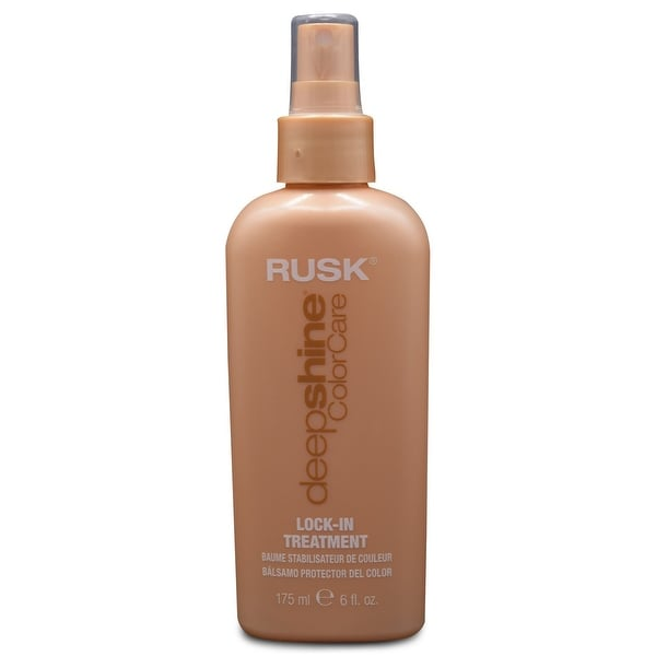 Rusk Deep Shine Color Care Lock-in Treatment 6 Oz