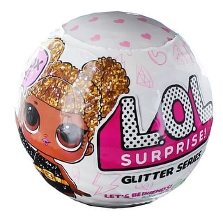 L.O.L. Surprise! Glitter Series Mystery Doll, One Random - multi