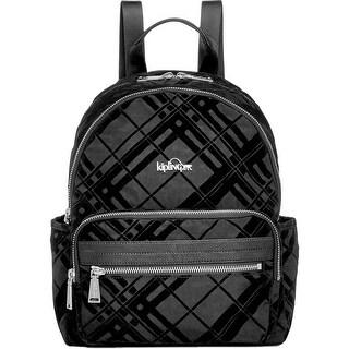 Kipling Benjamin Backpack Adjustable Suede