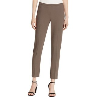 Elie Tahari Womens Marcia Dress Pants Stretch Crepe - 12