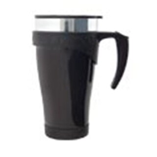 Timolino PAB-46GBL 16 oz. Color Signature Travel Mug Black