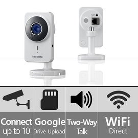 (Manufacturer Refurbished)SNH-1011REF - Samsung SmartCam IP Camera
