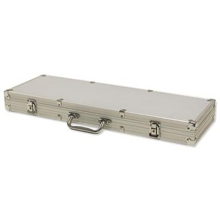 Brybelly Holdings CAS-0500 500 Ct Aluminum Case