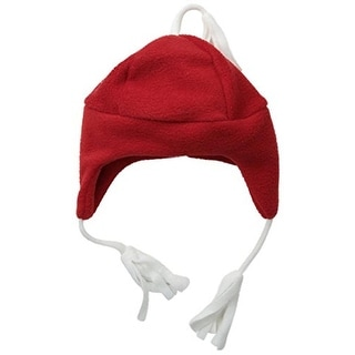 Flap Happy Fleece Infant Boys Trapper Hat