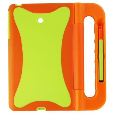 Verizon Tablet Case & Stylus for the Ellipsis 8 & Ellipsis Kids - Orange / Green