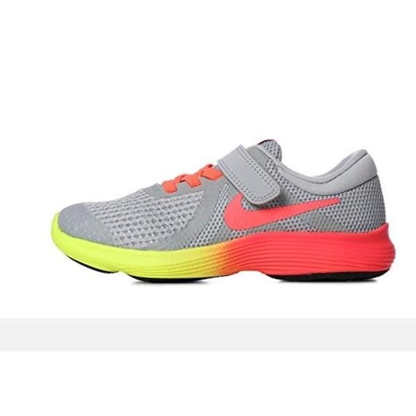 e0ad6e36faa5 Shop Nike Revolution 4 Fade (Psv) Big Kids Ar2421-001 Size 2.5 - Free  Shipping Today - Overstock - 27122642