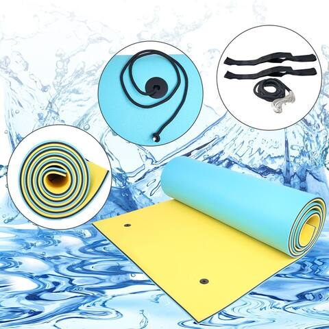 Floating Pad 18 x 6 Ft Water Floating Mat