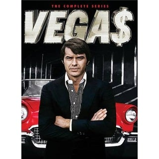 Vega$: The Complete Series - DVD