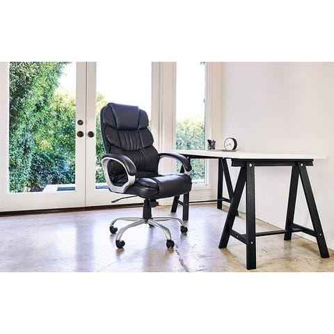 Global Pronex Mesh Ergonomic Office Chair, Height Adjustable and Tilt and lock mechanism, Black - 30.3 W x 26.2 D x 44.1 H inch