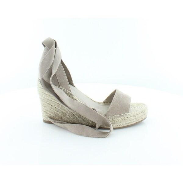 Marc Fisher Kaee Women's Sandals & Flip Flops Dark Green