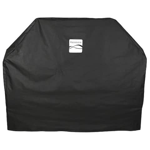 Kenmore Grill Cover 56 Inch - Black